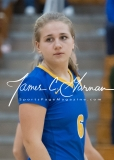 CIAC Girls Volleyball Class M State SF's - #3 Seymour 2 vs. #7 East Haven 3 (180)
