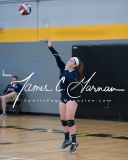 CIAC Girls Volleyball Class M State SF's - #3 Seymour 2 vs. #7 East Haven 3 (185)