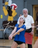 CIAC Girls Volleyball Class M State SF's - #3 Seymour 2 vs. #7 East Haven 3 (186)