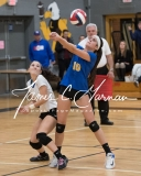 CIAC Girls Volleyball Class M State SF's - #3 Seymour 2 vs. #7 East Haven 3 (194)