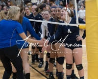 CIAC Girls Volleyball Class M State SF's - #3 Seymour 2 vs. #7 East Haven 3 (197)