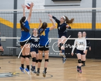 CIAC Girls Volleyball Class M State SF's - #3 Seymour 2 vs. #7 East Haven 3 (68)