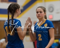 CIAC Girls Volleyball Class M State SR - #3 Seymour 3 vs. #14 Plainfield 0 (12)