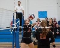 CIAC Girls Volleyball Class M State SR - #3 Seymour 3 vs. #14 Plainfield 0 (15)