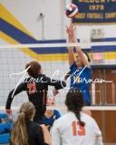 CIAC Girls Volleyball Class M State SR - #3 Seymour 3 vs. #14 Plainfield 0 (20)