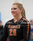 CIAC Girls Volleyball Class M State SR - #3 Seymour 3 vs. #14 Plainfield 0 (6)