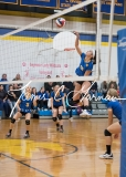 CIAC Girls Volleyball Class M State QF's - #3 Seymour 3 vs. #6 Nonnewaug 0 (29)