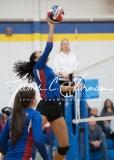 CIAC Girls Volleyball Class M State QF's - #3 Seymour 3 vs. #6 Nonnewaug 0 (31)