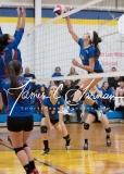 CIAC Girls Volleyball Class M State QF's - #3 Seymour 3 vs. #6 Nonnewaug 0 (37)
