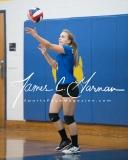 CIAC Girls Volleyball Class M State QF's - #3 Seymour 3 vs. #6 Nonnewaug 0 (9)