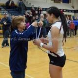 CIAC Girls Volleyball Class M State Finals - Awards - #1 Torrington 0 vs. #3 Seymour 3 - Photo (10)