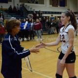 CIAC Girls Volleyball Class M State Finals - Awards - #1 Torrington 0 vs. #3 Seymour 3 - Photo (15)