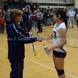 CIAC Girls Volleyball Class M State Finals - Awards - #1 Torrington 0 vs. #3 Seymour 3 - Photo (16)