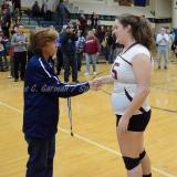 CIAC Girls Volleyball Class M State Finals - Awards - #1 Torrington 0 vs. #3 Seymour 3 - Photo (17)