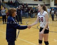 CIAC Girls Volleyball Class M State Finals - Awards - #1 Torrington 0 vs. #3 Seymour 3 - Photo (18)