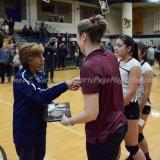 CIAC Girls Volleyball Class M State Finals - Awards - #1 Torrington 0 vs. #3 Seymour 3 - Photo (22)