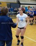 CIAC Girls Volleyball Class M State Finals - Awards - #1 Torrington 0 vs. #3 Seymour 3 - Photo (25)
