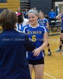 CIAC Girls Volleyball Class M State Finals - Awards - #1 Torrington 0 vs. #3 Seymour 3 - Photo (26)