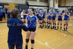 CIAC Girls Volleyball Class M State Finals - Awards - #1 Torrington 0 vs. #3 Seymour 3 - Photo (28)