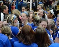 CIAC Girls Volleyball Class M State Finals - Awards - #1 Torrington 0 vs. #3 Seymour 3 - Photo (3)
