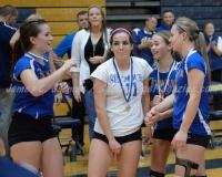 CIAC Girls Volleyball Class M State Finals - Awards - #1 Torrington 0 vs. #3 Seymour 3 - Photo (31)