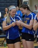 CIAC Girls Volleyball Class M State Finals - Awards - #1 Torrington 0 vs. #3 Seymour 3 - Photo (32)