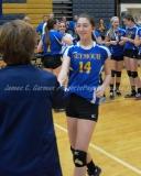 CIAC Girls Volleyball Class M State Finals - Awards - #1 Torrington 0 vs. #3 Seymour 3 - Photo (33)