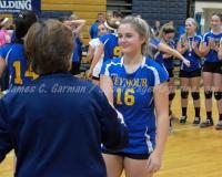 CIAC Girls Volleyball Class M State Finals - Awards - #1 Torrington 0 vs. #3 Seymour 3 - Photo (34)