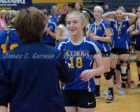 CIAC Girls Volleyball Class M State Finals - Awards - #1 Torrington 0 vs. #3 Seymour 3 - Photo (35)
