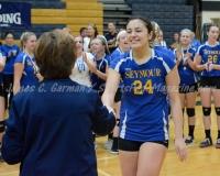 CIAC Girls Volleyball Class M State Finals - Awards - #1 Torrington 0 vs. #3 Seymour 3 - Photo (38)