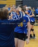 CIAC Girls Volleyball Class M State Finals - Awards - #1 Torrington 0 vs. #3 Seymour 3 - Photo (40)