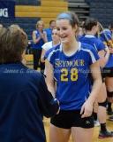 CIAC Girls Volleyball Class M State Finals - Awards - #1 Torrington 0 vs. #3 Seymour 3 - Photo (41)