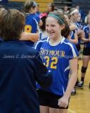 CIAC Girls Volleyball Class M State Finals - Awards - #1 Torrington 0 vs. #3 Seymour 3 - Photo (42)