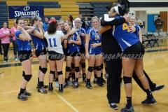CIAC Girls Volleyball Class M State Finals - Awards - #1 Torrington 0 vs. #3 Seymour 3 - Photo (45)