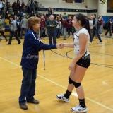 CIAC Girls Volleyball Class M State Finals - Awards - #1 Torrington 0 vs. #3 Seymour 3 - Photo (5)