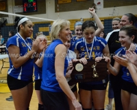 CIAC Girls Volleyball Class M State Finals - Awards - #1 Torrington 0 vs. #3 Seymour 3 - Photo (50)