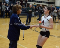 CIAC Girls Volleyball Class M State Finals - Awards - #1 Torrington 0 vs. #3 Seymour 3 - Photo (6)