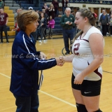 CIAC Girls Volleyball Class M State Finals - Awards - #1 Torrington 0 vs. #3 Seymour 3 - Photo (8)