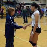 CIAC Girls Volleyball Class M State Finals - Awards - #1 Torrington 0 vs. #3 Seymour 3 - Photo (9)