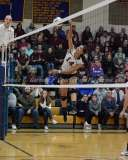 CIAC Girls Volleyball Class M State Finals-Game Photos - #1 Torrington 0 vs. #3 Seymour 3 - Photo (15)