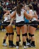 CIAC Girls Volleyball Class M State Finals-Game Photos - #1 Torrington 0 vs. #3 Seymour 3 - Photo (28)