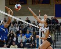 CIAC Girls Volleyball Class M State Finals-Game Photos - #1 Torrington 0 vs. #3 Seymour 3 - Photo (33)