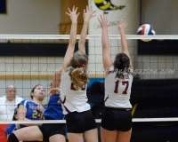 CIAC Girls Volleyball Class M State Finals-Game Photos - #1 Torrington 0 vs. #3 Seymour 3 - Photo (41)