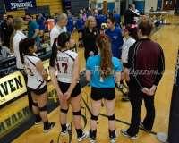 CIAC Girls Volleyball Class M State Finals Pre-Game - #1 Torrington 0 vs. #3 Seymour 3 - Photo (20)