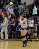CIAC Girls Volleyball Class M State Finals Pre-Game - #1 Torrington 0 vs. #3 Seymour 3 - Photo (45)