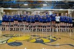 CIAC Girls Volleyball Class M State Finals Pre-Game - #1 Torrington 0 vs. #3 Seymour 3 - Photo (58)
