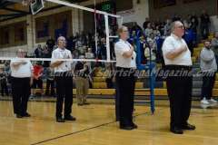 CIAC Girls Volleyball Class M State Finals Pre-Game - #1 Torrington 0 vs. #3 Seymour 3 - Photo (59)