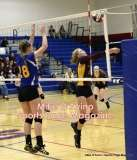 Gallery CIAC Girls Volleyball Class M Tournament SF's - #3 Seymour 3 vs. #7 Granby 1 - Photo # (141)