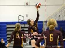 Gallery CIAC Girls Volleyball Class M Tournament SF's - #3 Seymour 3 vs. #7 Granby 1 - Photo # (171)