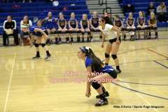 Gallery CIAC Girls Volleyball Class M Tournament SF's - #3 Seymour 3 vs. #7 Granby 1 - Photo # (179)
